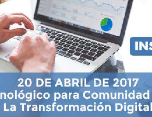II Foro Tecnológico para Comunidad Educativa: La Transformación Digital